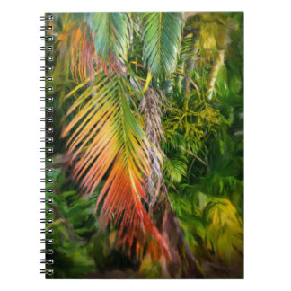 Palm Glow 2 Notebook