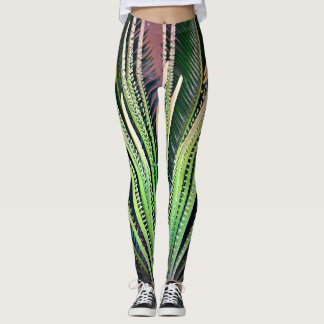 Palm Intrepid Women's Leggings