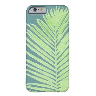 palm-leaf barely there iPhone 6 case