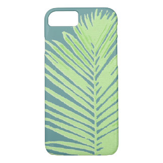 palm-leaf iPhone 7 case