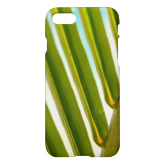 Palm Leaf Photo iPhone 7 Case