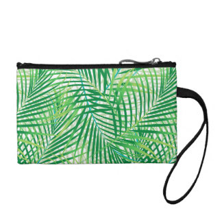 Palm leaves coin purse