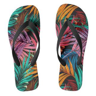 palm Leaves (fullcolor) Thongs
