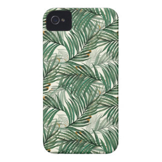 Palm leaves iPhone 4 covers