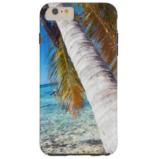palm paradise tough iPhone 6 plus case