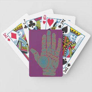 Palm Reader #1 Poker Deck