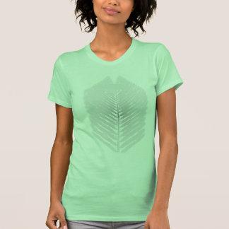 Palm ribs tee shirt