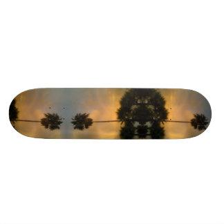 Palm Skateboard Deck