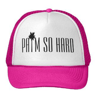 Palm So Hard Cap