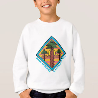 PALM SPRINGS California USA original artwork Sweatshirt