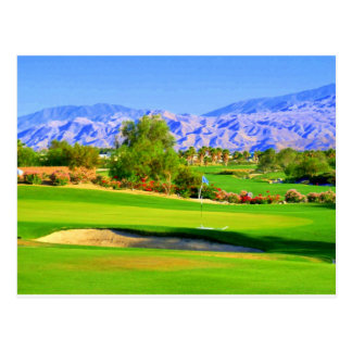 Palm Springs Golf.JPG Postcard