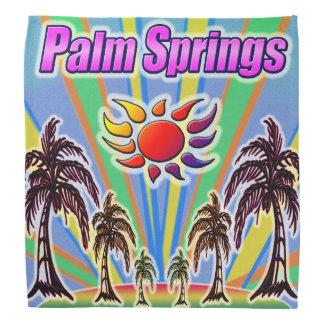 Palm Springs Summer Love Bandana