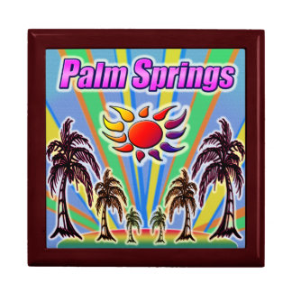 Palm Springs Summer Love Giftbox Gift Box