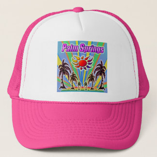 Palm Springs Summer Love Hat