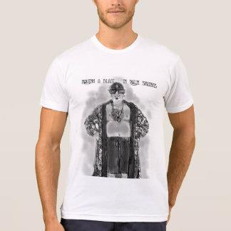 Palm Springs T-shirt with original art
