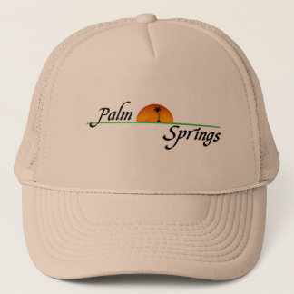 Palm Springs Trucker Hat