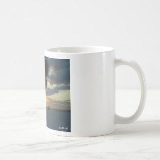 Palm Sunset Coffee Mug