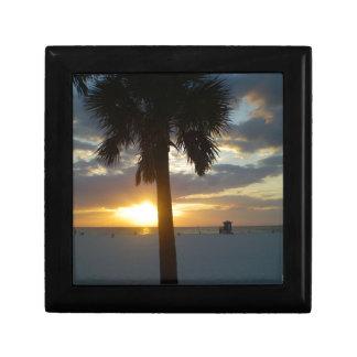 Palm Sunset Gift Box