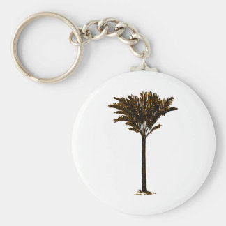 Palm Tree 2 Gold The MUSEUM Zazzle Gifts Keychains