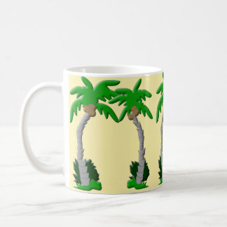 Palm Tree All-Over Mug