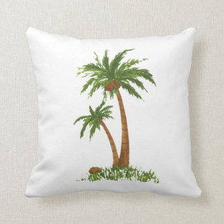 Palm Tree American MoJo Pillow