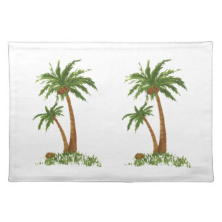 Palm Tree American MoJo Placemat