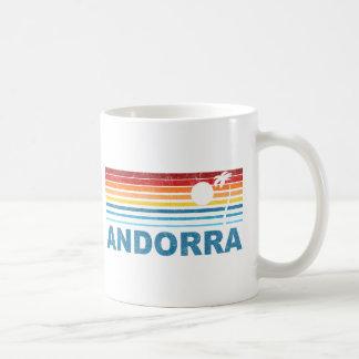 Palm Tree Andorra Coffee Mug