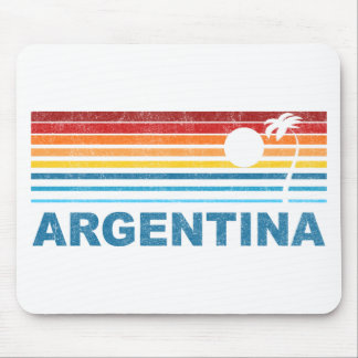 Palm Tree Argentina Mouse Pad
