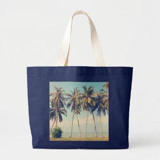 Palm Tree Beach Vacation Bag
