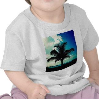 Palm Tree Blues Tees