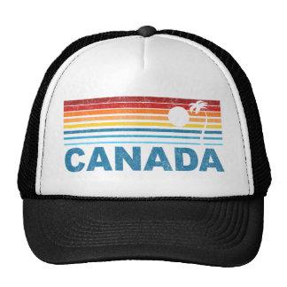 Palm Tree Canada Cap
