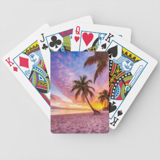 Palm tree cards