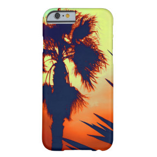 palm tree barely there iPhone 6 case