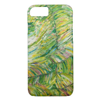 Palm Tree Chillin 2 iPhone 8/7 Case