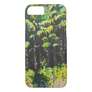 Palm Tree Chillin iPhone 8/7 Case