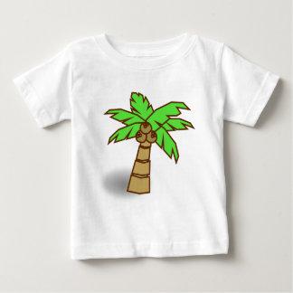 Palm Tree Drawing Baby T-Shirt