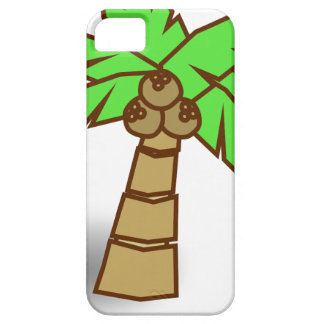 Palm Tree Drawing Case For The iPhone 5