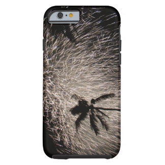 Palm Tree Fireworks (iPhone 6/6s Case) Tough iPhone 6 Case