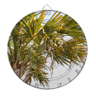 Palm Tree from the East Coast famous Myrtle Beach Dartboard