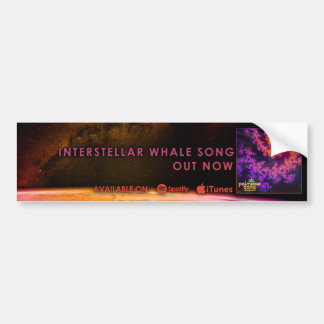 Palm Tree Gang - Interstellar Whale Song Sticker