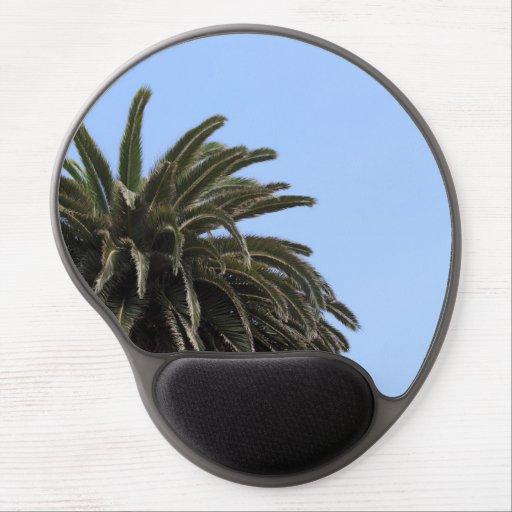 Palm Tree Gel Mouse Pads