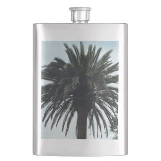 Palm Tree Hip Flask