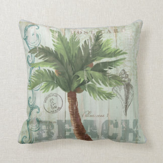 Palm Tree II Pillow Cushions