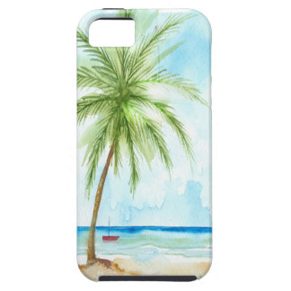 Palm Tree iPhone cover