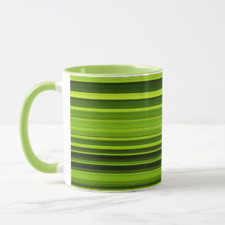 Palm Tree Leaf Texture Mug
