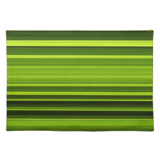 Palm Tree Leaf Texture Placemat