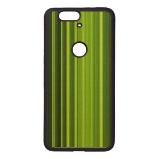 Palm Tree Leaf Texture Wood Nexus 6P Case