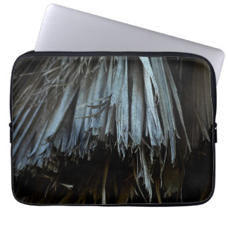 Palm Tree Leaves Laptop Sleeve