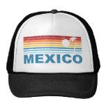 Palm Tree Mexico Hats