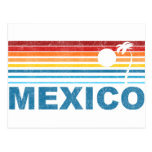 Palm Tree Mexico Post Card